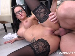 Lady Dee Gets the Next Hot Guy in her Bed