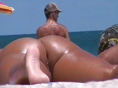 Beach tush and honey pot