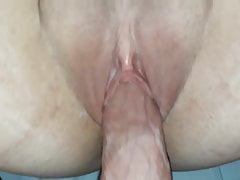 POV Close Up Slow Fuck Perfect Cute Wet Pussy Saggy Milf