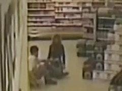 Supermarket Hidden cam