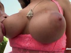 Whitney Westgate has a huge pair of tits