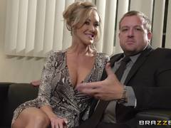 Brandi Love and her husband have the perfect relationship
