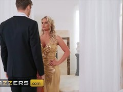 Brazzers - Blonde super milf Phoenix Marie ass fucked till she squirts